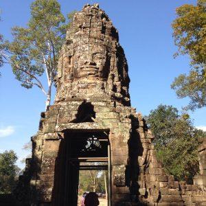 Bayon at Angkor Wat
