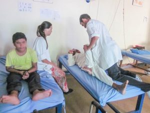 Nepal physiotherapy internship