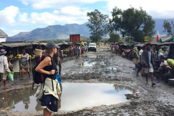 Environmental Conservation Internship in Peru report by Javier