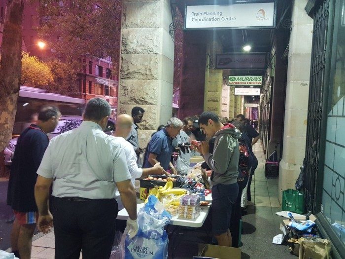Australia-Food-Outreach-Project