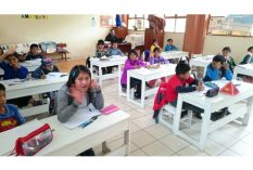 Colombia: Volunteer Teaching Project