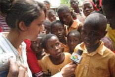 Media and Journalism Internship in Ghana