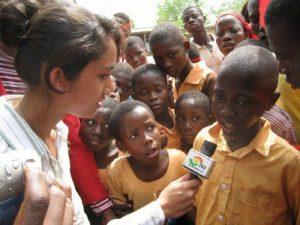 Media and Journalism Internship in Ghana