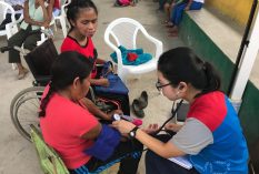 Public Health Internship in Ecuador