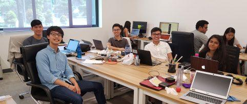 Business Development Internship in Singapore cover