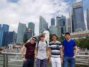 Business Development Internship in Singapore