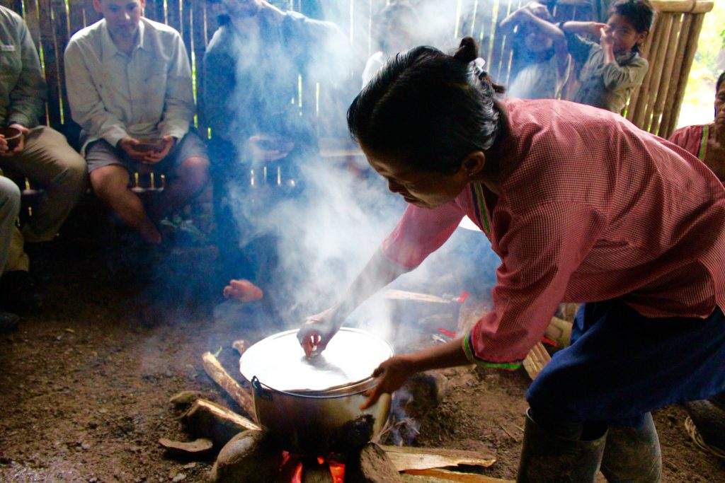 Ecuador-Amazon-food-internship