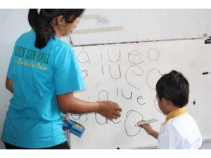 Kindergarten-teaching-in-Bali