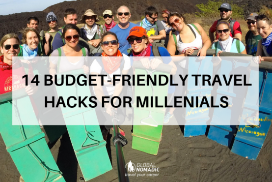 14 budget friendly travel hacks for millenials
