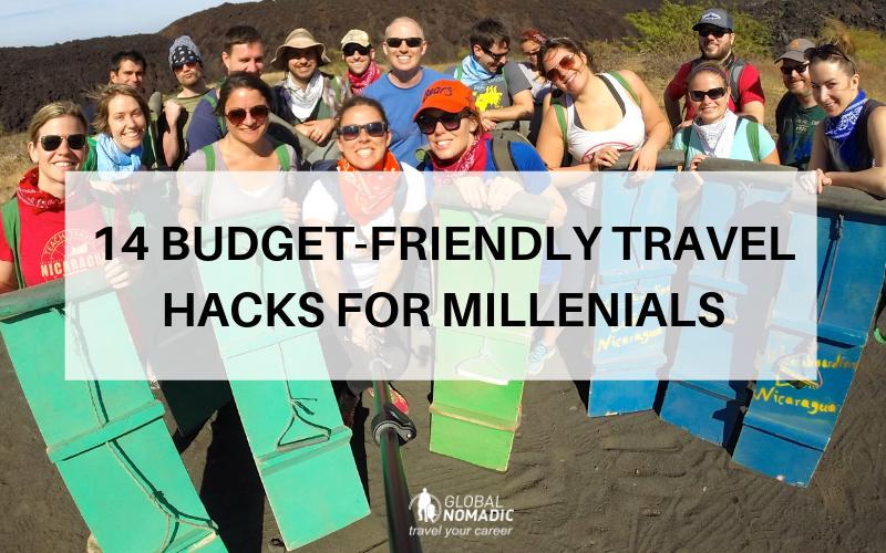 14 budget friendly travel hacks for millenials