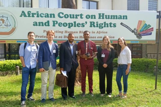 Human Rights & Legal Aid Internship in Tanzania