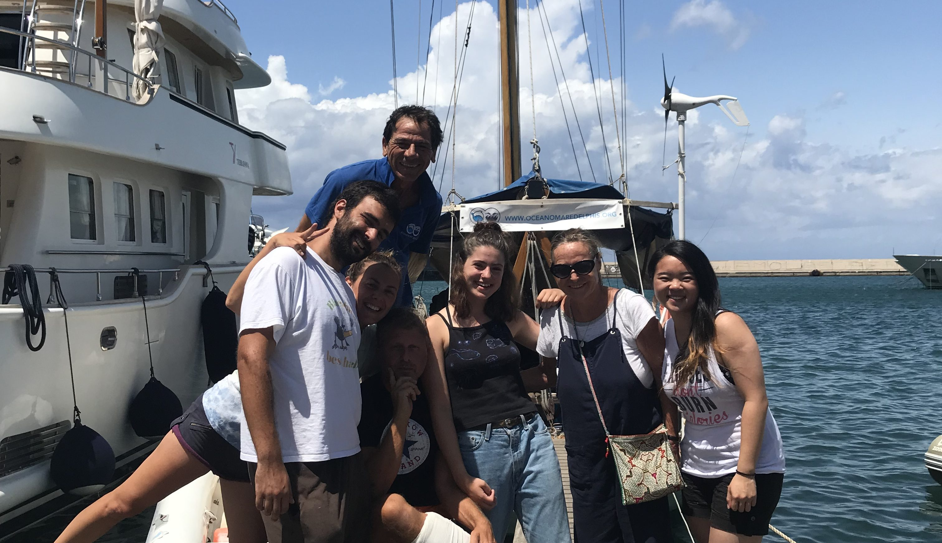 Dolphin Research Internship in Italy