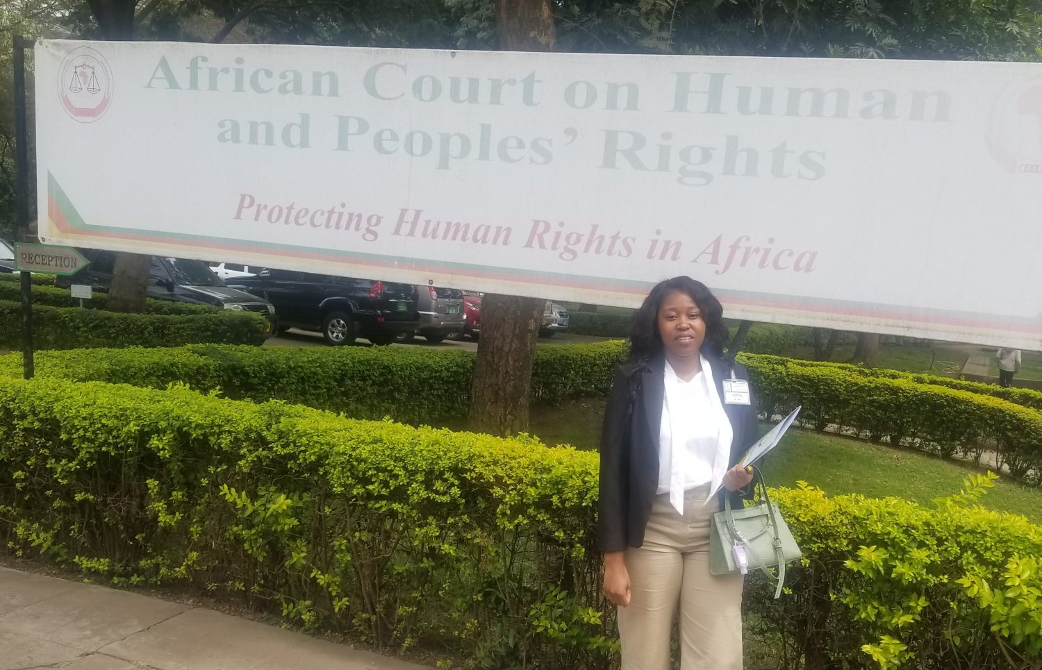 Human right project in Tanzania