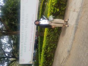 Human right project in Tanzania