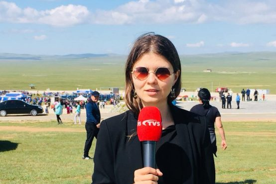 Mongolia: TV & Print Journalism Internship