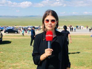 Mongolia: TV & Print Journalism Internship