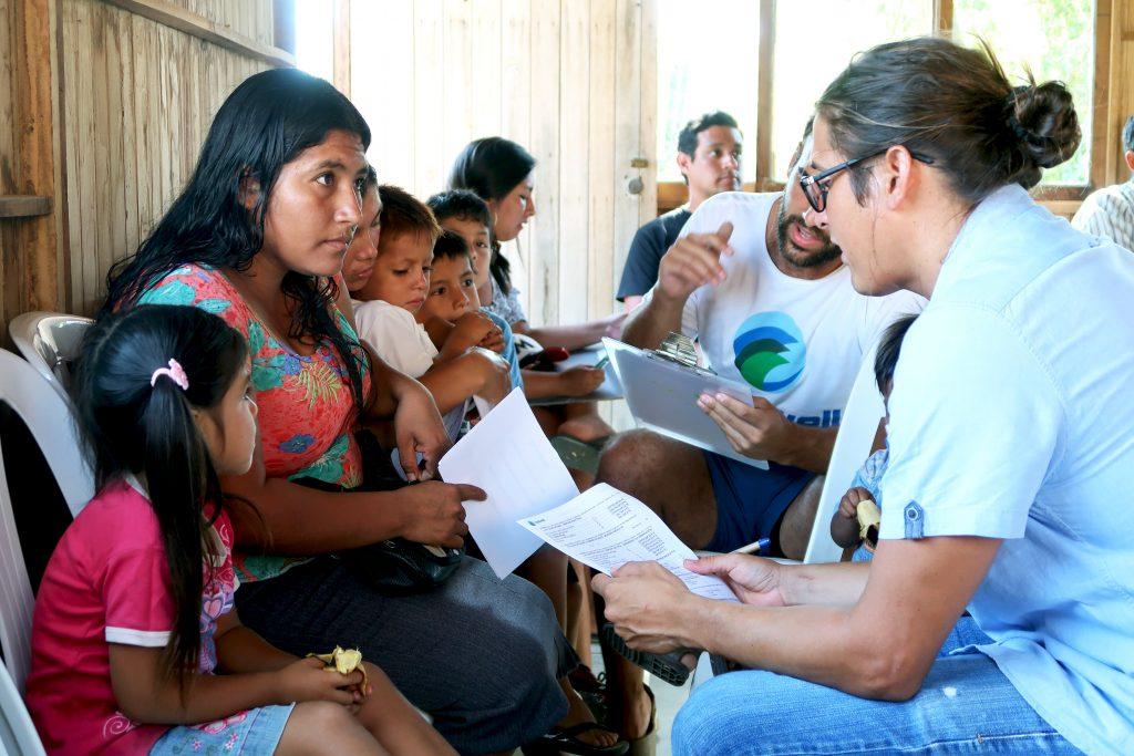 Research-peru-volunteer