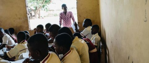 Ghana-teach-volunteer