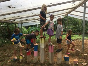 Kindergarten teaching in costa rica