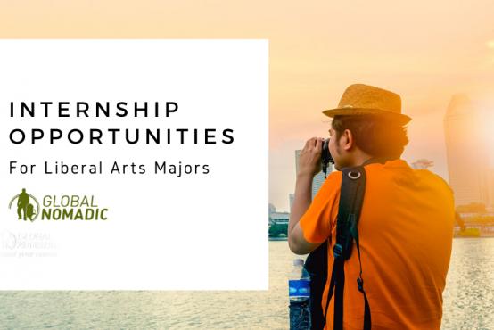 Internship Opportunities for Liberal Arts Majors