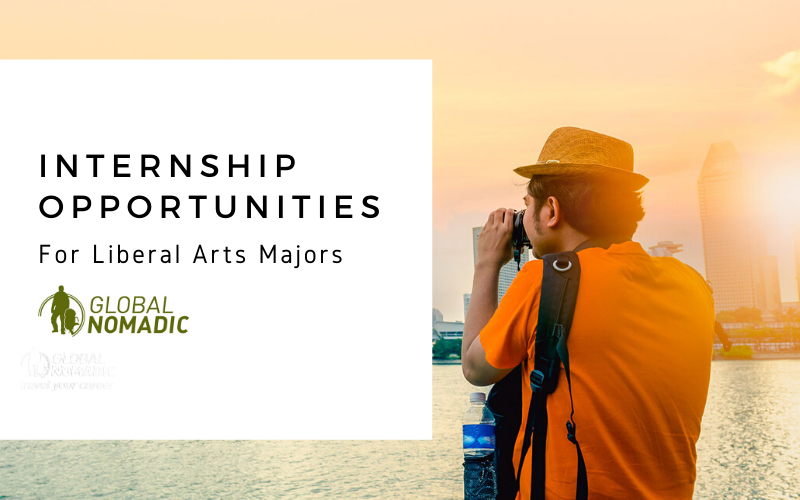 Internship Opportunities for Liberal Arts Majors